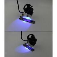 5V USB Ultraviolet Light UV Glue Curing LED Lamp For iPhone Board Repair New