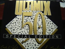 ULTIMIX 50 LP SIDE G/H JACKSON 5 MEDLEY KD LANG THE COVER GIRLS RARE COLORED LP