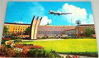 Tempelhof Flughafen Berlin AK 60er Jahre ungelaufen neu.   Å. *