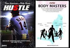 Hustle (DVD, 2006) & Fytek Body Masters - 2 DVDs