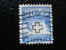 SUISSE - timbre - yvert et tellier n° 277 obl (A7) stamp switzerland (A)