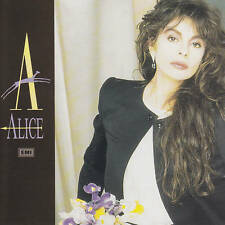 ALICE - CD - SAME  ( EMI 1986 )