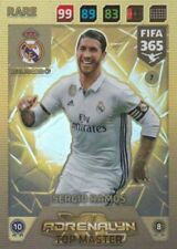 Fußball-Gold Real Madrid Trading Cards