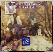 RANDY BACHMAN / FRED TURNER / ROBIN BACHMAN as brave belt LP Sealed MS 2210