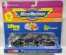 VTG Micro Machines 80s Presidential Collection #35 GALOOB Toys Lincoln Limousine