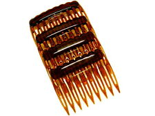 Ladies Classic Hair Combs Side Combs Pack Of 4 Combs 5cm Slide Combs Tort