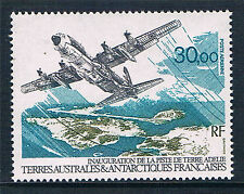 French Antarctic/TAAF 1993 C130 Hercules Aircraft  SG 320 MNH