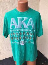 A Vintage ALPHA KAPPA ALPHA Sorority T shirt Adult Large