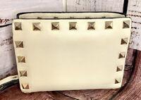Valentino Garavani Rockstud Compact Wallet Authentic