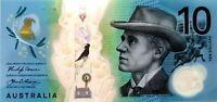 FIRST Prefix AA17 $10 New Gen Australia Banknotes 2017 *UNCIRCULATED*