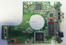2060-771801-002 REV A/P1 Western Digital PCB Board WD HDD Logic Contorller Board