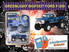 Greenlight Hollywood BIGFOOT Monstertruck Modellauto - 1:64 The Original F-250