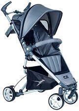 TFK Buggy DOT - Grau 115 Kinderwagen leicht und stabil Neu & OVP