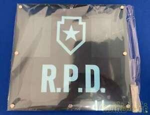 CAPOCOM BAIOHAZARD RESIDENT EVIL RE:2 LEON VEST R.P.D. Soft Armor From Japan