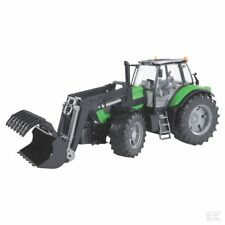 Bruder Duetz-Fahr Agrotron X720 With Loader 1:16 Model Toy Tractor Gift Present