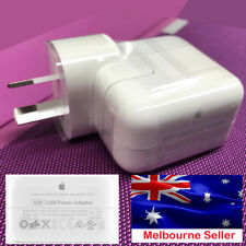 GENUINE APPLE 10w Wall Charger Adaptor for iPad 3 4 Air iPhone 6 7 8 X Plus