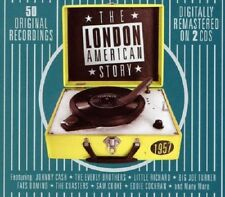 The London American Story 1957 2-CD NEW SEALED Chuck Berry/Fats Domino/Coasters+