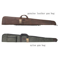 Tourbon Hunting Shotgun Bag Slip Gun Case Carrying Hunting Nylon/Leather Option