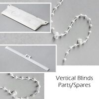 Vertical Blind Spares/Parts Bottom Weights,Top Hangers,Bottom Chain 127mm/5 inch