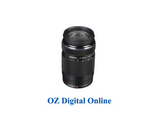 New Olympus M.ZUIKO ED 75-300mm f/4.8-6.7 II (Black) Lens 1 Year Au Warranty