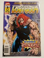 Journey Into Mystery ft The Lost Gods #508 (MARVEL, 1997) Good Condition Comic