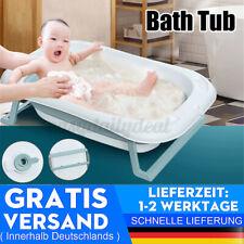 Babybadewanne Babywanne Baby Kinder Badewanne Faltbar Für 0-8 Jahre