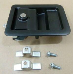 CAT CATERPILLAR 1707709 170-7709 BLACK DOOR HANDLE FOR 613G 611 950G 950H