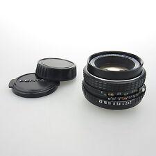 Für Pentax K SMC Pentax-M 1:2 50mm Objektiv / lens