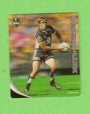 2010 RUGBY LEAGUE  TAZO  #73  MICHAEL LUCK, NEW ZEALAND WARRIORS