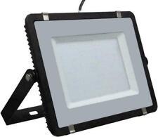 200W LED Floodlight, Black, 6400K V-TAC