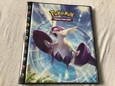 Pokemon 4 Pocket Album Mappe Ordner Drachenleuchten Latias Latios