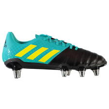 Adidas Kakari Hommes Chaussures de Rugby UK 12 Us 12.5 Eur 47.1/3 Réf 6392
