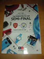 FA Cup Final Football International Fixture Programmes