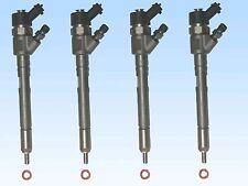 4 x Iniettore Bosch FIAT 1.3 D MJ FORD 1.3 TDCi SUZUKI 1.3 DDiS 0445110351