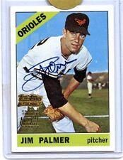 2002 TOPPS TEAM LEGENDS REPRINT JIM PALMER AUTHENTIC AUTOGRAPH TT-JP