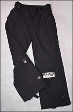 SPYDER USST 2o.OOOmm INSULATED TRAINING FULL-SIDE ZIP US SKI TEAM PANTS MENS M