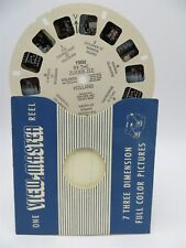 View-Master Reel 1900, By The Zuider Zee, Holland, Single Reel