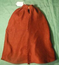 """Brown Cape for 18"""" Supersize Barbie, American Girl or 22"""" Hannah Montana SSC232"""