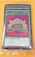 YuGiOh Battle City HOLO FOIL Token Card TKN4-EN014 Factory Sealed Pack (3 Cards)