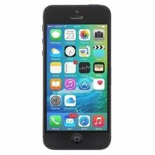Apple iPhone 5 Black 16/32/64G Unlocked for International GSM/CDMA Smartphone