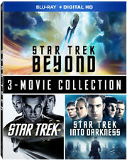 Star Trek Beyond: 3-Movie Collection [New Blu-ray] Gift Set, Subtitled, Widesc