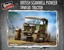 Thunder Model TM35204 1/35 WWII British Scammell Pioneer TRMU30 Transporter