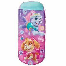 PAW PATROL SKYE JUNIOR GIRLS READY BED SLEEPOVER KIDS AIR BED WITH PUMP NEW