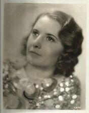 "BARBARA STANWYCK ""The Bitter Tea of General Yen"" Original Vintage PORTRAIT 1933"