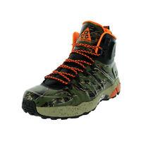 Nike Zoom MW Meriwether Posite Foamposite Camo Men's Hiking Boots 8 (New)