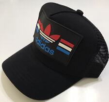New Adidas Activewear Trucker Hat - Men's Snapback Adjustable Cap - Fits S to L