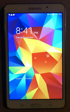 Samsung Galaxy Tab 4 Nook SM-T230 8GB, Wi-Fi, 7in - White