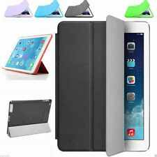 """Ultra Thin Soft PU Leather Smart Case Cover For Apple iPad 9.7"""" 5th/6th Gen 2018"""
