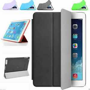 Slim Leather Smart Case For iPad 10.2 8th 7th Gen 9.7 2345 6th Mini Air 4 Pro 11