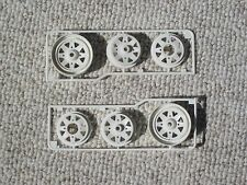 Tamiya Wheel Set Subaru Brat Ford Ranger F-150 Rough Rider Pajero